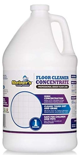 Sheiner's Tile Floor Cleaner