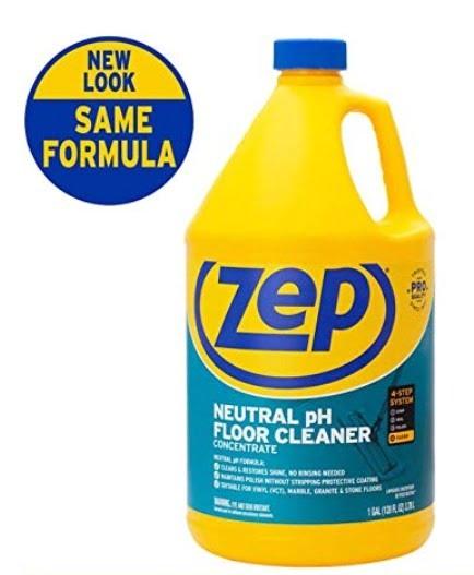 Zep Neutral Tile Floor Cleaner