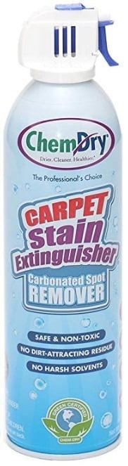 Chem-Dry's Carpet Stain Remover