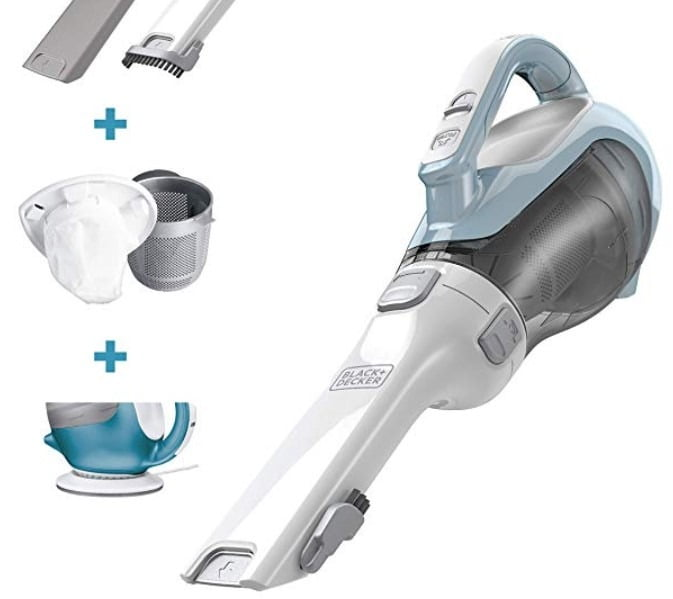 DECKER Lightweight Vacuum Cleaner