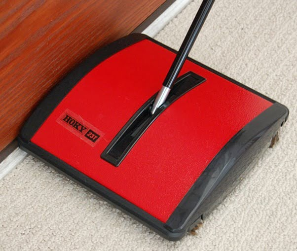 Hoky Floor & Carpet Sweeper