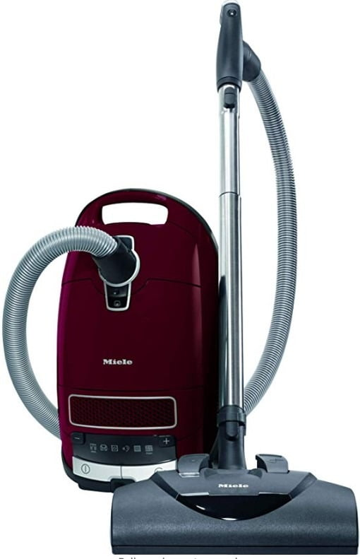 Miele C3 Thick Carpet Vacuum