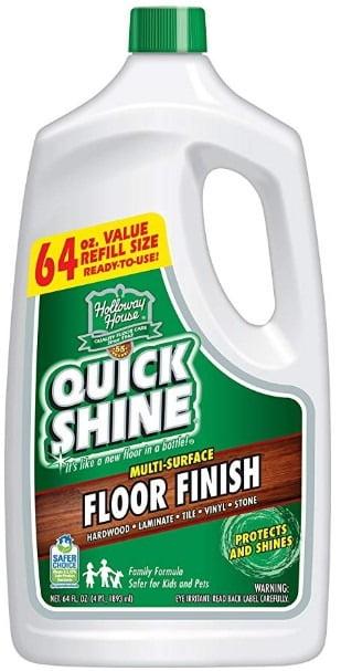 Quick Shine Floor Polish