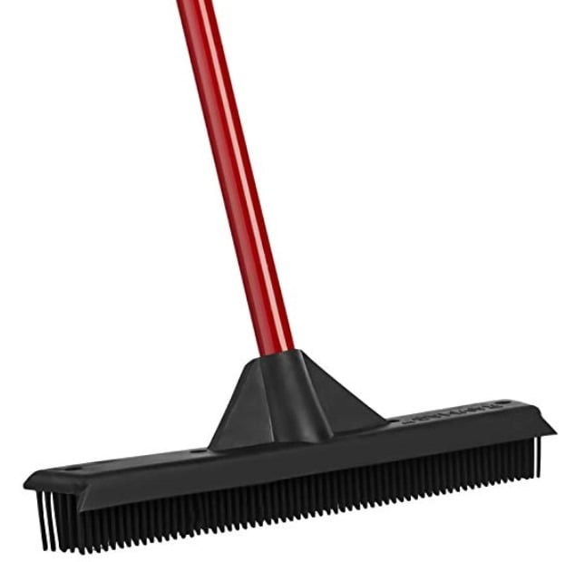 RAVMAG Hardwood Floor Broom