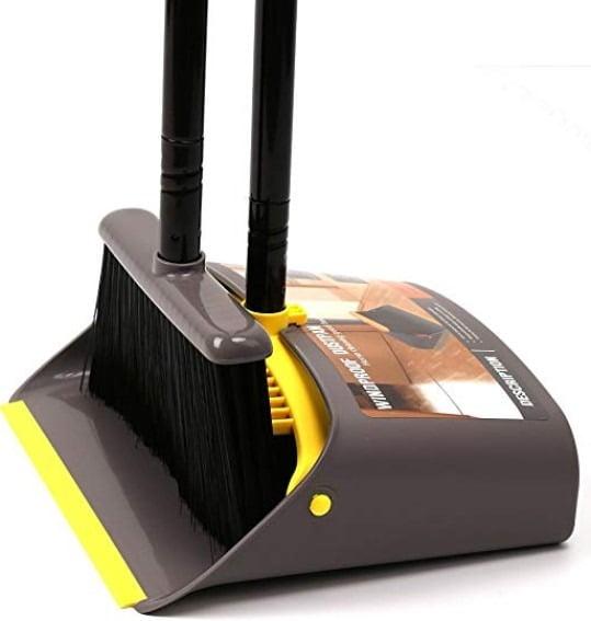 TreeLen Hardwood Floor Broom