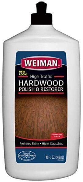 Weiman Hardwood Floor Polish