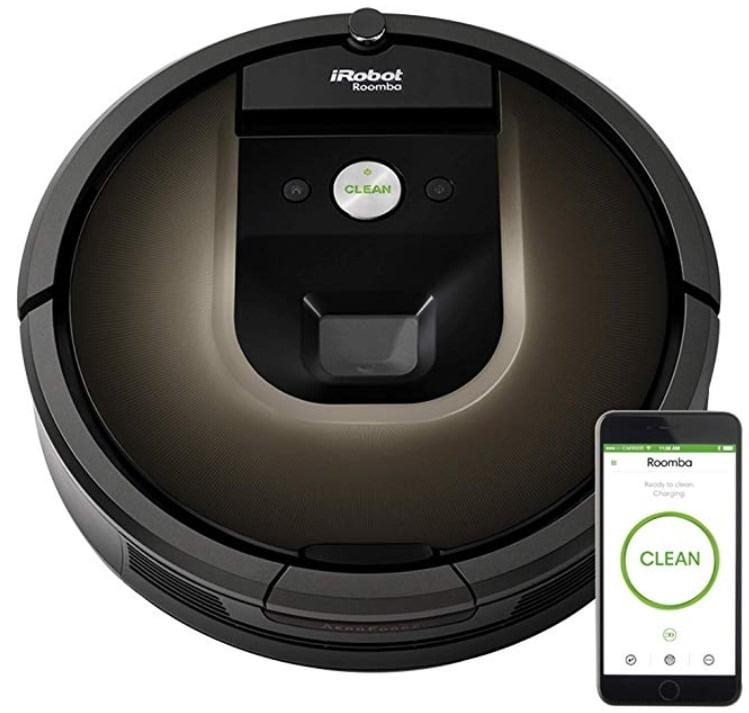 iRobot 980 Carpet Vacuuming Robot