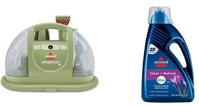 Bissell 1400b Carpet Cleaner