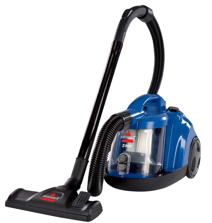 Bissell Bagless Canister Stair Vacuum