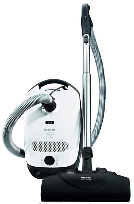 Miele Classic C1 Canister Vacuum Cleaner