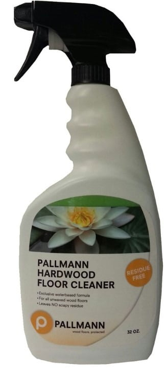 Pallmann Hardwood Floor Cleaner