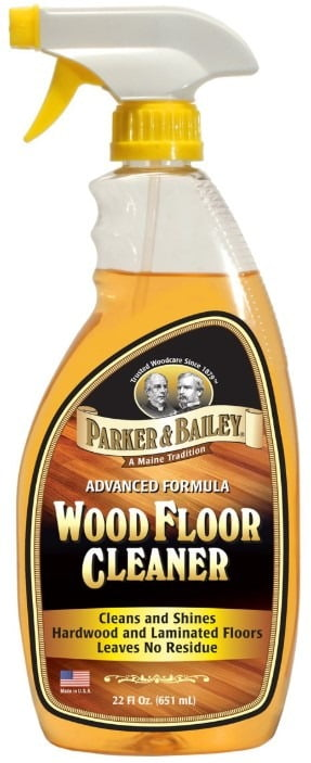 Parker & Bailey Hardwood Floor Cleaner