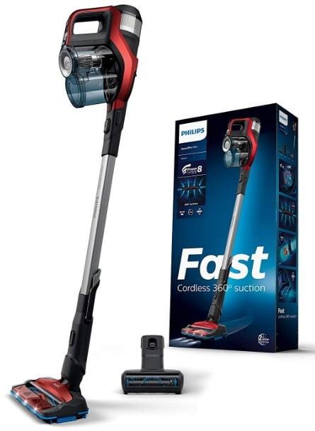 Philips SpeedPro Cordless Vacuum