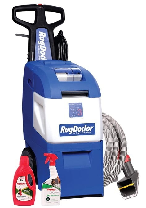 Rug Doctor Mighty Pro X3 Carpet Cleaner