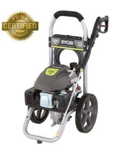 Ryobi 3000-PSI Honda Gas Pressure Washer