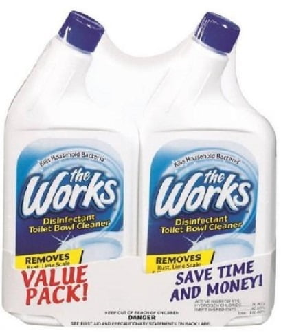 The Works Bathroom Cleaner