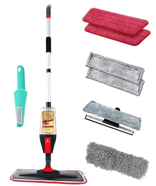 Ubesto Microfiber Spray Floor Mop