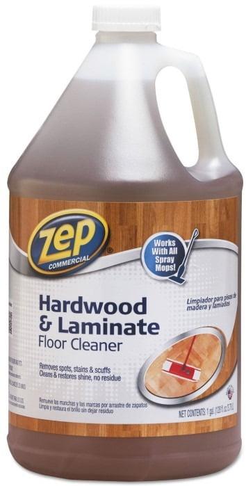 Zep Hardwood and Laminate Cleaner