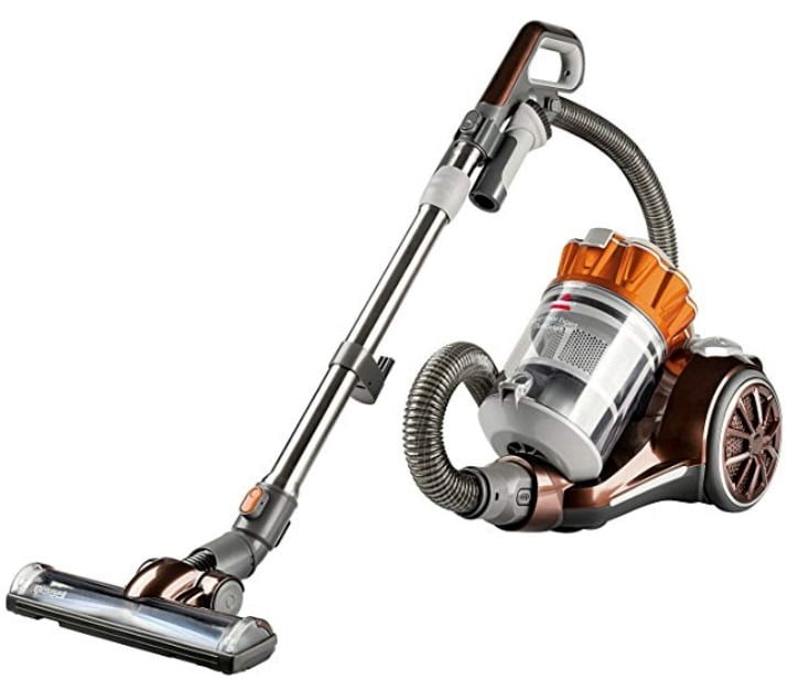 Bissell Corded Bagless Canister Vacuum Cleaner
