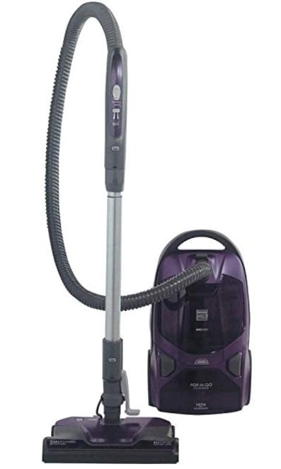 Kenmore 81614 Bagged Canister Vacuum Cleaner