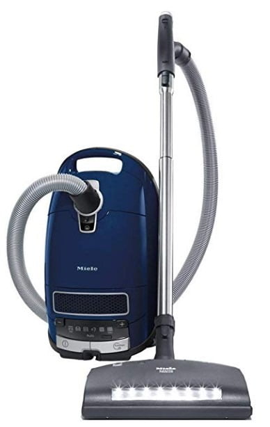 Miele C3 Bagged Canister Vacuum Cleaner
