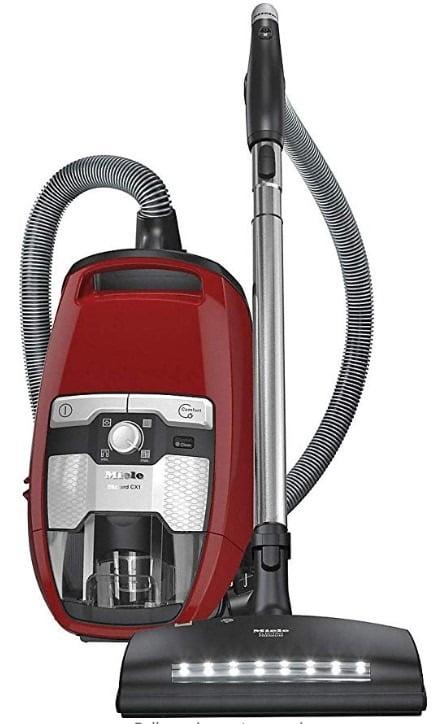 Miele CX1 Bagless Canister Carpet Vacuum
