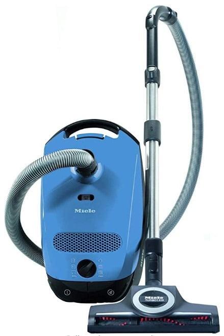 Miele Turbo C1 Canister Carpet Vacuum