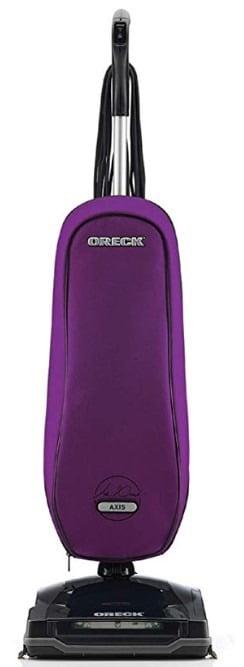 Oreck Swivel Axis Upright Carpet Vacuum