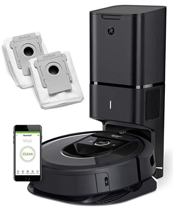 iRobot Roomba i7+ Auto Carpet Vacuum