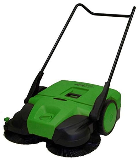 Bissell Commercial BG477 Push Sweeper