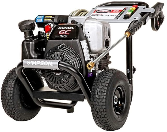 Simpson Cleaning MSH3125 Powered Pressure Washer