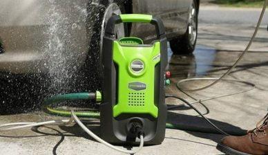 best pressure washers under 300