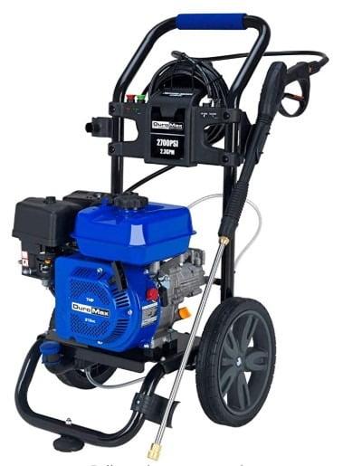 Duromax XP2700PWS Gas Pressure Washer