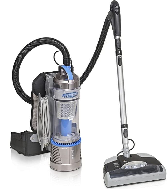 Prolux 2.0 Backpack Vacuum