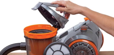 How To Clean a Vacuum Cleaner